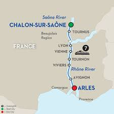 Map Of Burgundy France by River Cruises On The Saone U0026 Rhone River Explore River Cruises Today