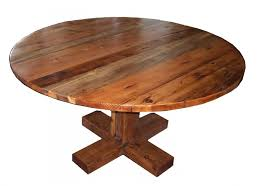 Diy Round Wood Table Top by Recent Diy Pipe Legs Pallet Dining Furniture Diy Pallet Wood