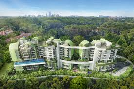 prices of completed apartments condos in singapore down 0 1 in