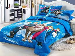 Frozen Bed Set Twin by Animated Characters 3d Bedding Sets 3d Bedding Sets