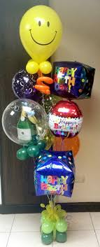 same day birthday balloon delivery happy birthday bouquete decoraciones con globos