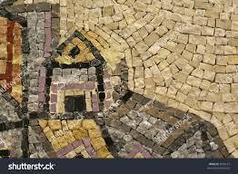 Map Of Jerusalem Map Jerusalem Mosaic Cardo Jerusalem Israel Stock Photo 5099107