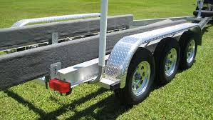 boat trailer guides with lights trailer guide poles the hull truth boating and fishing forum