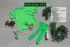 Poison Ivy Halloween Costume Kids 8 Easy Halloween Costumes Kids Ehow Mom Ehow
