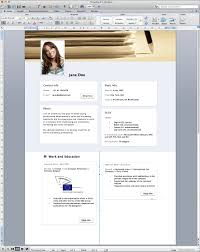 Editable Resume Format New Resume Templates Resume For Your Job Application