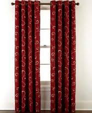 Deep Red Velvet Curtains Red Velvet Curtains Ebay
