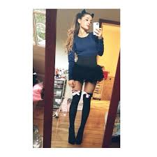 Ariana Grande Costume Halloween Ariana Grande U003c3 U0027s Halloween Ariana Grande Ariana