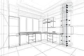 dessin cuisine 3d concevoir ma cuisine ikea en 3d femme actuelle plan cuisine en 3d
