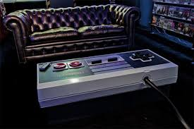 coffee table game console the ultimate nes controller coffee table technabob