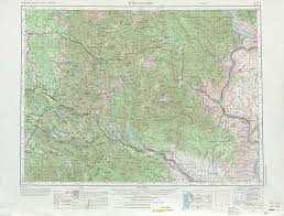 Olympic National Park Map Wenatchee Topographic Maps Wa Usgs Topo Quad 47120a1 At 1