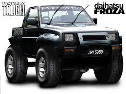 1990 daihatsu rocky daihatsu feroza 1 6 2000 auto images and specification
