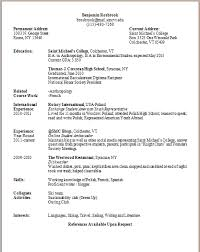 completed resume exles completed resume exles 73 images sle resume templates