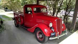 Old Ford V8 Truck - 1937 ford wikiwand