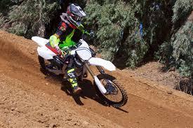 motocross bike breakers 2017 yamaha yz450f review motocross track test