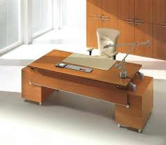 Beautiful Decor On Office Table Furniture Design  Office Chairs - Unique office furniture