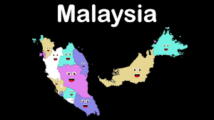 State Capitals Map Malaysia States Capitals And Federal Territories Malaysia For