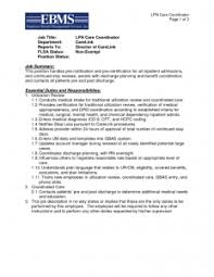 lpn resume template simple new graduate lpn resume objective about lpn skills resume