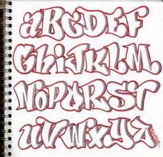 block letters graffiti alphabet design sketch graffiti alphabet