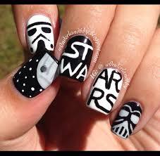 star wars nail art semi inspired by