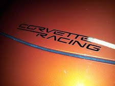 corvette racing stickers corvette racing decal ebay