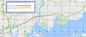 Google Maps Traffic Traffic Avoidance With Gmap4 U0027s Google Traffic Layer