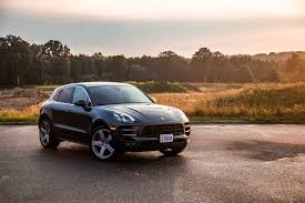 Porsche Cayenne Macan - review 2017 porsche macan turbo with performance package