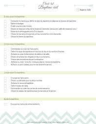 Organiser Un Bapteme Original by