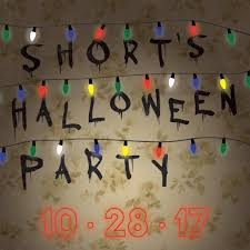halloween save the date short u0027s halloween party short u0027s brewing company