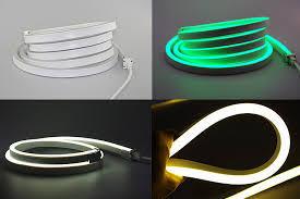 led light design decorative dimmable led rope lighting 120v 120v
