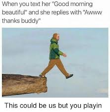 Good Morning Beautiful Meme - 25 best memes about good morning beautiful good morning