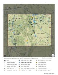 Craig Colorado Map by Colorado Profile