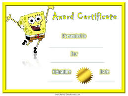 free printable award certificate template soccer award