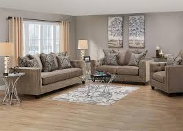 Silver Table Ls Living Room Newcastle Platinum 3 Pc Living Room Living Room Sets Living Room