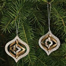 West Elm Christmas Tree Decorations by Paper Onion Christmas Ornaments Rachel Swartley