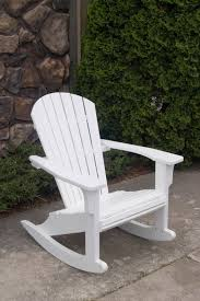 Outdoor Rockers Rocking Chairs Category Polywood Rocking Chairs Resin Outdoor