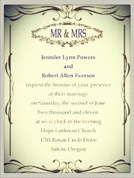 Invitation Wording Wedding Wedding Invitation Sample Text Uk Yaseen For