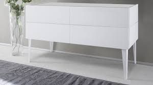Commode Blanc Brillant by Mobiliermoss Commode Tritoo Maison Et Jardin