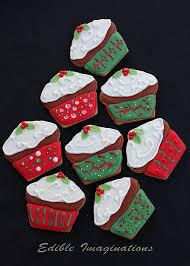 25 christmas creative cupcakes ideas fancy edibles com