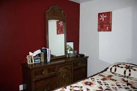Red Bedroom Design - very red living room accessories innovative living room design red