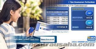 Klikbca Individual Klik Bca Individual Banking Solusi Pin Dan Keybca