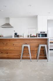 kitchen island instead of table get the look modern mix kitchen polished concrete and indoor