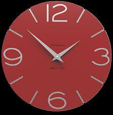 pendule de cuisine design impressionnant horloge cuisine design avec deco chambre adulte avec