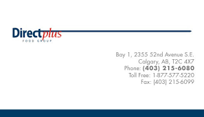 Print On Business Cards Calgary Printing On The Go Print Services Inc Business Cards