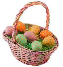 easter egg basket printable easter basket easter basket png easter basket