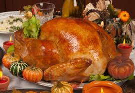 looking at our thanksgiving meal through a turkey top ten list