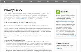 privacy policy truth will out why authenticity is the key to
