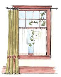 Half Height Curtains Beautiful House Window Curtain Designs Best 25 Craftsman Curtains