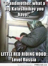 Russia Meme - 24 little red riding hood level russia meme pmslweb