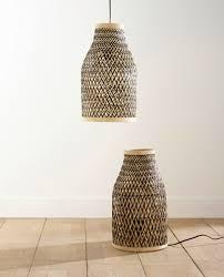 Lampe Salon Originale by Des Luminaires En Bambou Au Style Authentique Qui Apporteront Un