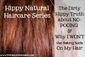 Tea Tree Oil Hair Loss The Dirty Hippy Truth About No Poo And Why I Won U0027t Use Baking Soda